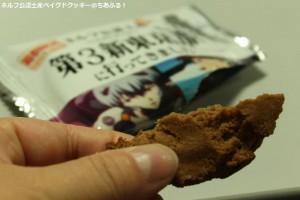 ネルフ公認エヴァンゲリオン土産ベイクドクッキー
