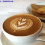 ブルーボトルコーヒー青山に、ぶらり。