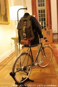 英国製品ディスプレイ 自転車まわり一式
