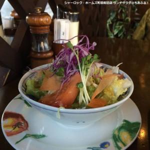 シャーロック・ホームズ町田街道店 スモールサラダ