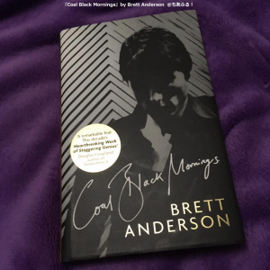 Coal Black Mornings by Brett Anderson