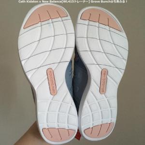 Cath Kidston x New Balance [WL415トレーナー] Grove Bunch 靴底