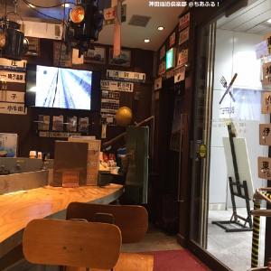 神田鐡道倶楽部 店内